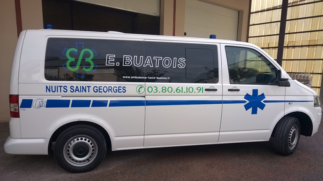 Ambulance Buatois T6 long C. Miesen